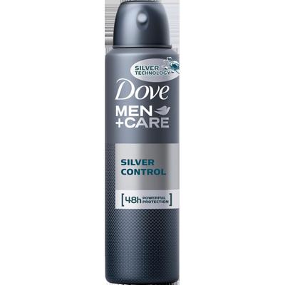 Desodorante aerosol antibacterial 150ml Dove Men  UN