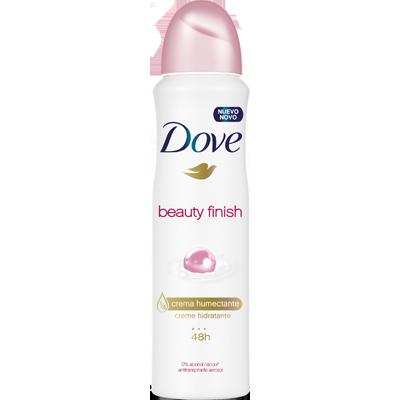 Desodorante aerosol beauty finish 150ml Dove UN