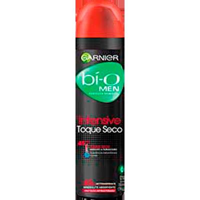 Desodorante aerosol intensive masculino 150ml Garnier/BI-O UN