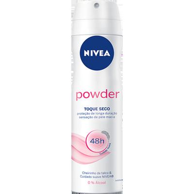 Desodorante aerosol power comfort 150ml Nivea  UN