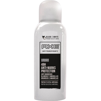 Desodorante aerosol urban 105ml Axe  UN