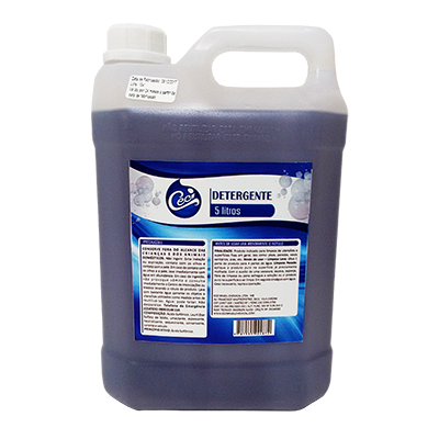 Detergente clear galão 5Litros Ceci GL