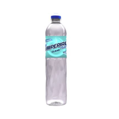 Detergente Líquido Clear 500ml Imperial Plus frasco FR