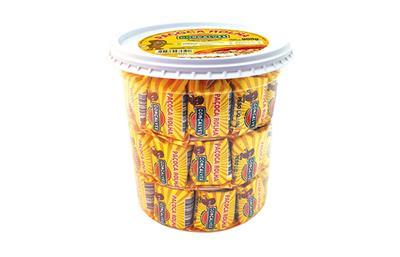 Doce de amendoim gibi 150 unidades de 20g Cossari pote POTE