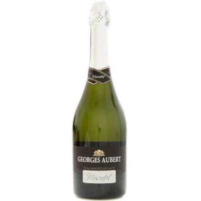 Espumante Nacional Moscatel garrafa 750ml Georges Aubert UN