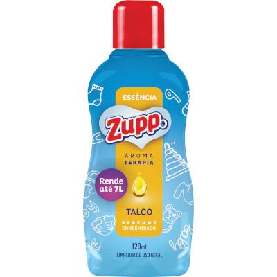 Essência aroma Talco 120ml Zupp frasco FR