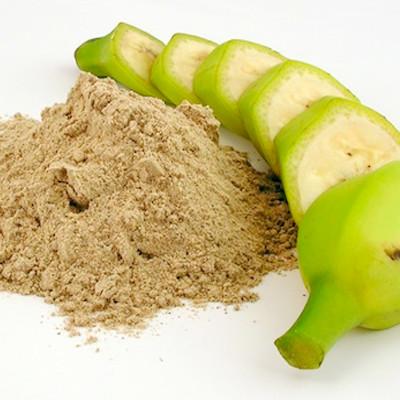 Farinha de banana verde por kg Empório Gênova a granel KG