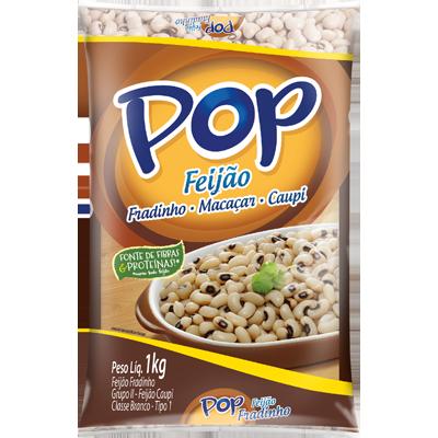 Feijão Fradinho  por kg Pop pacote KG
