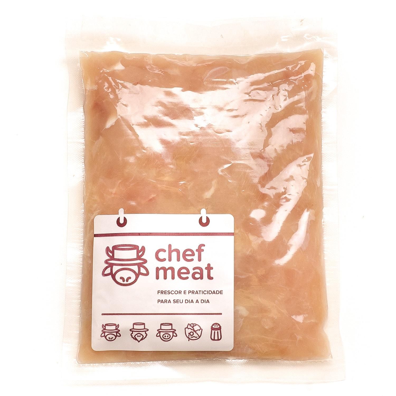 Filé de Coxa resfriado moído por Kg Chef Meat  KG