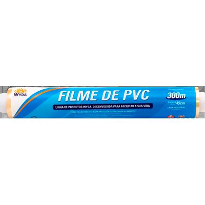Filme de PVC 45cm x 300m unidade Wyda  UN