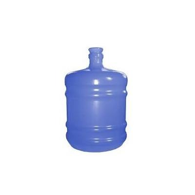 Garrafa plástica descartável garrafão 10Litros unidade Casa do Garrafão  UN