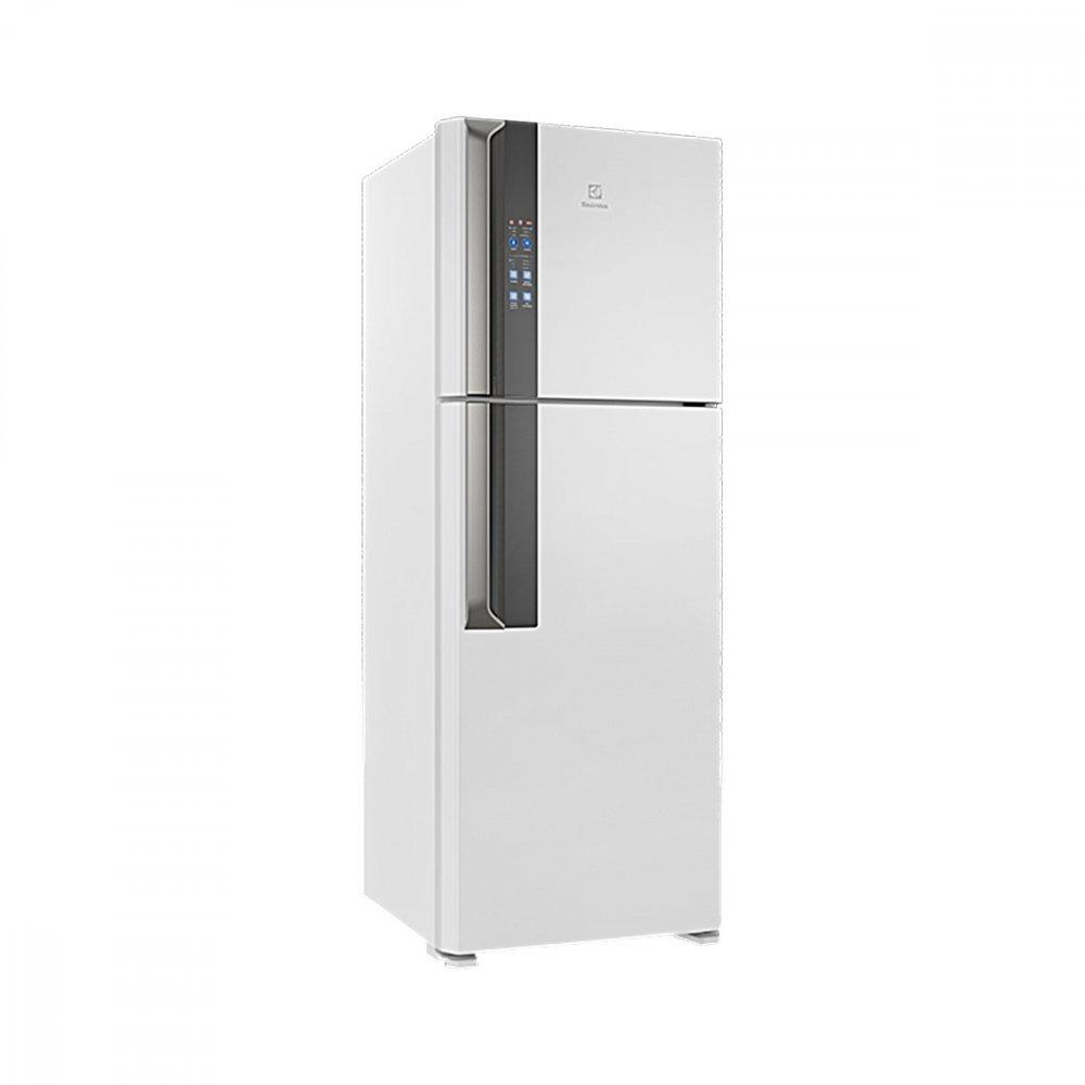 Geladeira Automática Top Freezer 2 Portas DF56 474 Litros Branca 220v unidade Electrolux  UN
