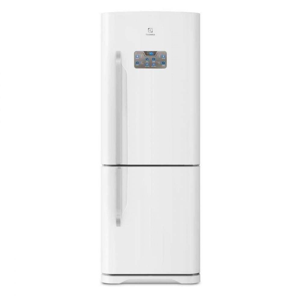 Geladeira Frost Free Bottom 2 Portas DB53 454 Litros Branca 110v unidade Electrolux  UN