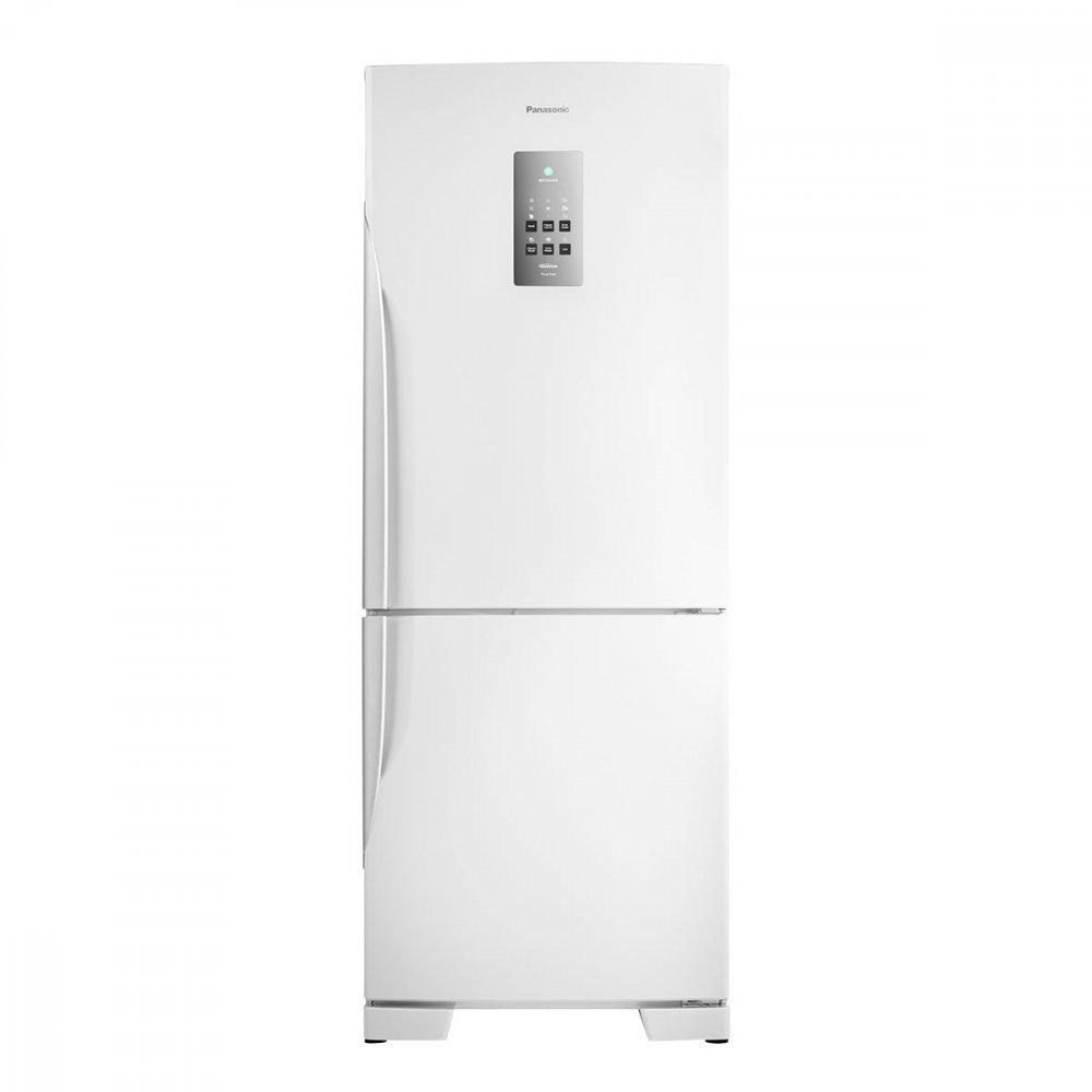 Geladeira Frost Free Inverter 2 Portas NR-BB53PV3WB 425 Litros Branca 220v unidade Panasonic  UN