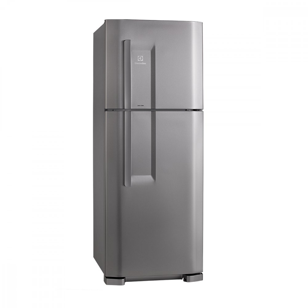 Geladeira Top Freezer 2 Portas DC51X 475 Litros Inox 110v unidade Electrolux  UN