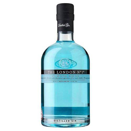 Gin Blue 700ml The London N° 1 garrafa UN