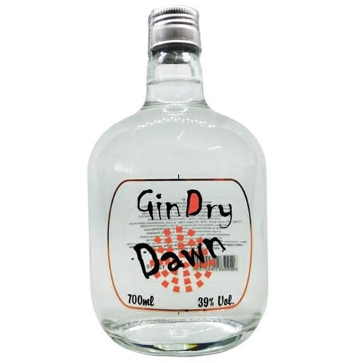 Gin Dry garrafa 700ml Dawn UN