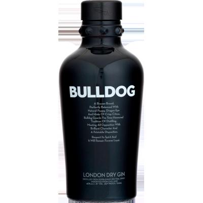 Gin  750ml Bulldog garrafa UN