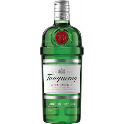 Gin  750ml Tanqueray garrafa UN