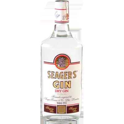 Gin  980ml Seagers garrafa UN