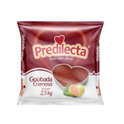 Goiabada cremosa 2,6kg Predilecta pacote PCT
