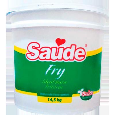 Gordura vegetal em pasta 14,5KG Saúde Fry balde BD