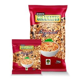 Granola original 1Kg Natus pacote PCT