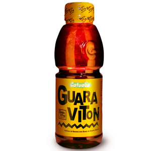 GuaraViton sabor catuaba 500ml GuaraViton pet UN