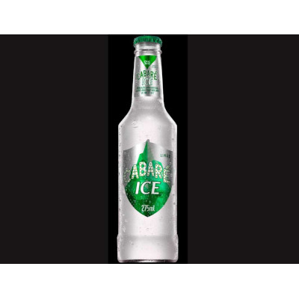 Ice  275ml Cabaré/Ice long neck UN