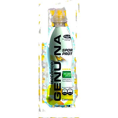 Isotônico sabor maracujá pet 500ml Sport Protein UN