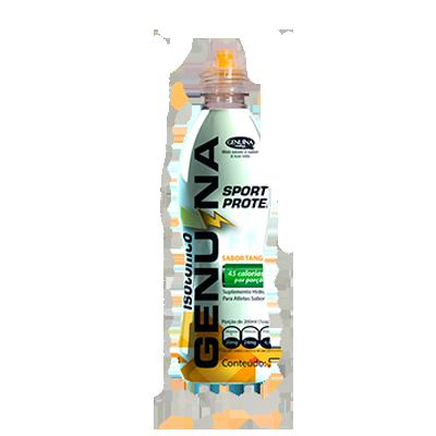 Isotônico sabor tangerina pet 500ml Sport Protein UN
