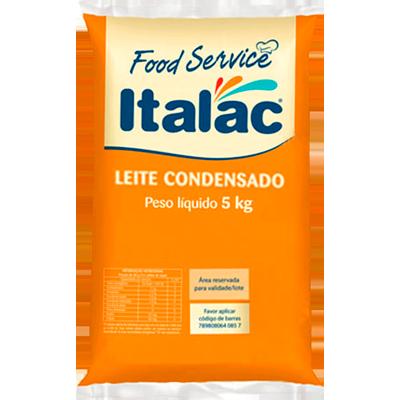 Leite Condensado  5kg Italac bag BAG