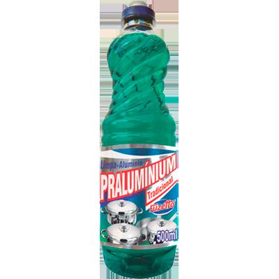 Limpa Alumínio  500ml Pralumínium/Fuzetto frasco UN