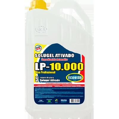 Limpa Alumínio  5Litros Ecoville/Eco galão UN
