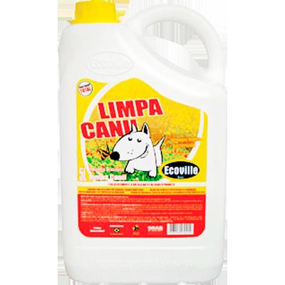 Limpa canil  5Litros Ecoville/Eco galão GL