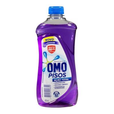 Limpa pisos lavanda 450ml Omo frasco FR