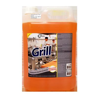 Limpador Grill 5Litros EBC galão GL