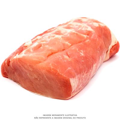Lombo Suíno congelado peça por kg Londres Carnes KG