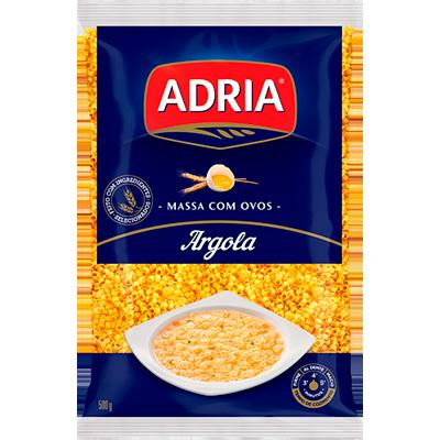 Macarrão Argola com Ovos 500g Adria pacote UN