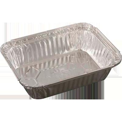 Marmitex de alumínio 500ml com fechamento manual 100 unidades Wyda caixa CX