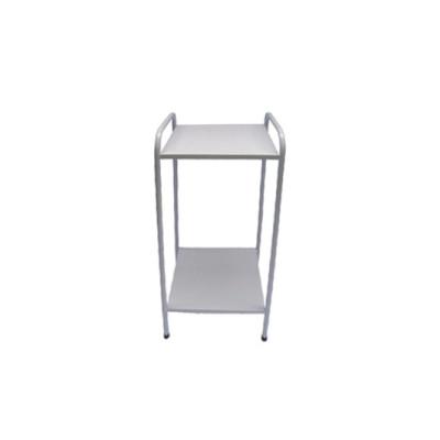 Mesa tubular para suporte de galão de água em metal esmaltado (30x70x40cm) unidade JSN  UN