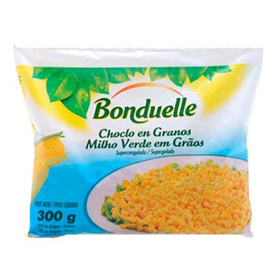 Milho Verde congelado 300g Bonduelle pacote PCT