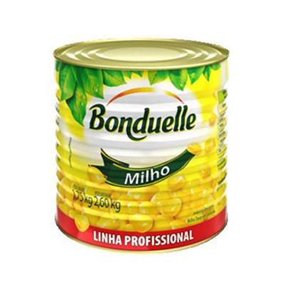 Milho verde vapor lata 1,75kg Bonduelle UN