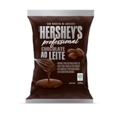 Moedas de Chocolate ao leite 2,01kg Hershey's/Professional pacote PCT