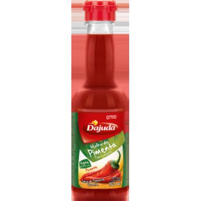 Molho de pimenta caseiro 150ml D'ajuda  UN
