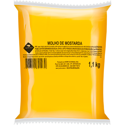 Mostarda bag (1,1kg) Junior UN