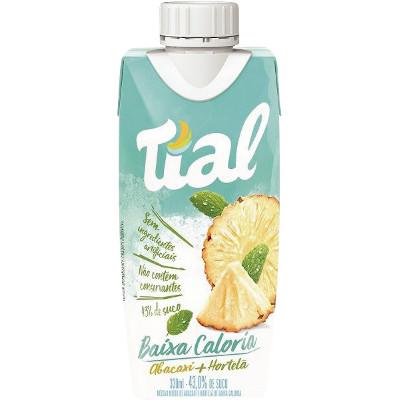 Néctar de Fruta sabor uva 330ml Tial Tetra Pak UN