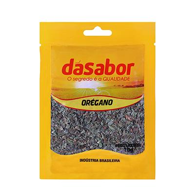 Orégano desidratado pacote 10g DáSabor PCT