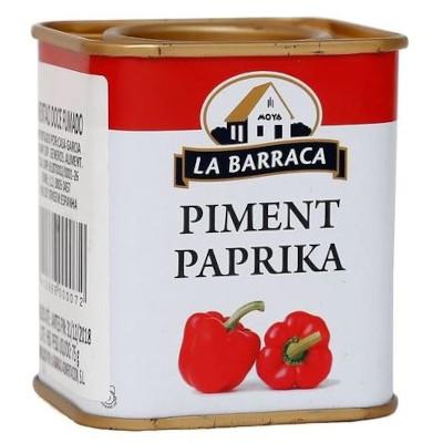 Páprica doce 75g La Barraca lata UN