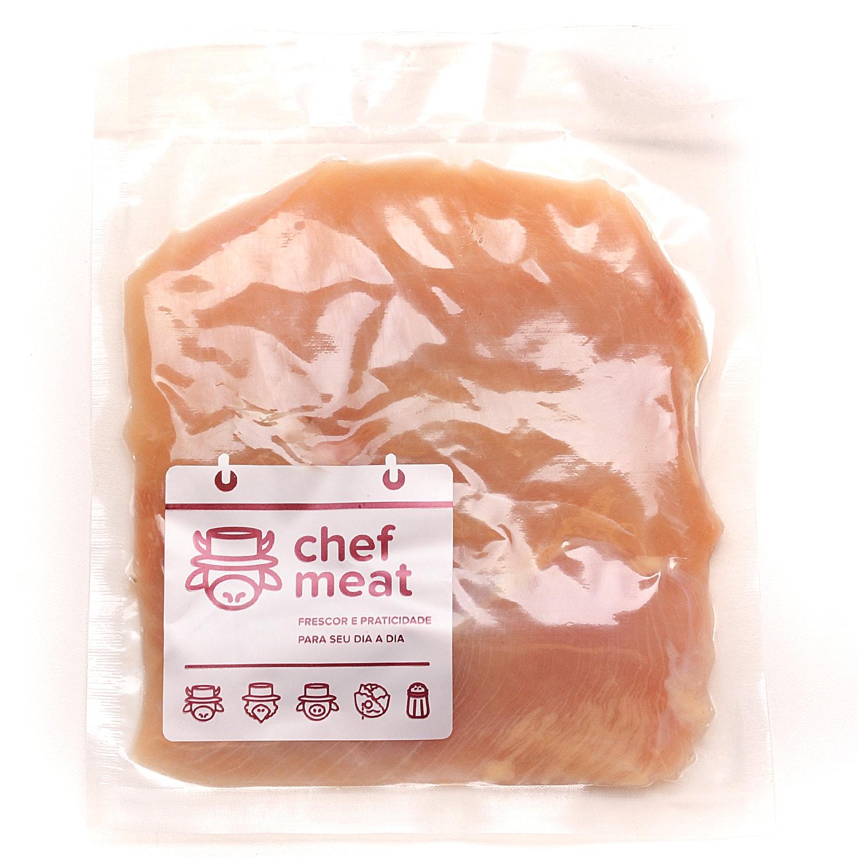 Peito de Frango resfriado sem sassami por kg Chef Meat  KG